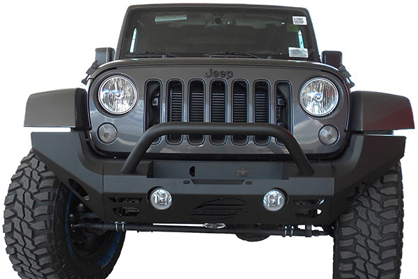 steelcraft modular jeep front bumper jeep 2