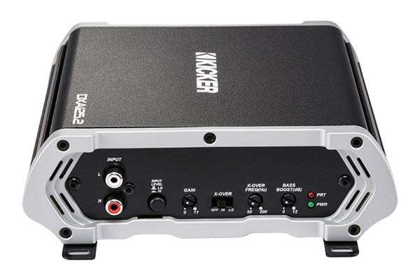 kicker dx series amplifiers back