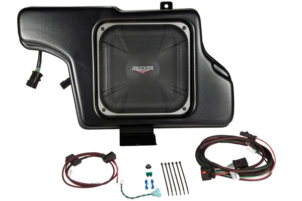 kicker vss substage subwoofer upgrade system sub