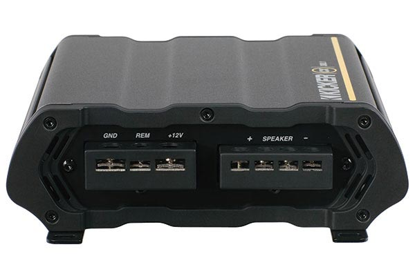 kicker cx amps front