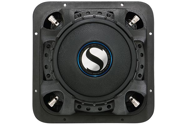 kicker solo baric l7 subwoofers back