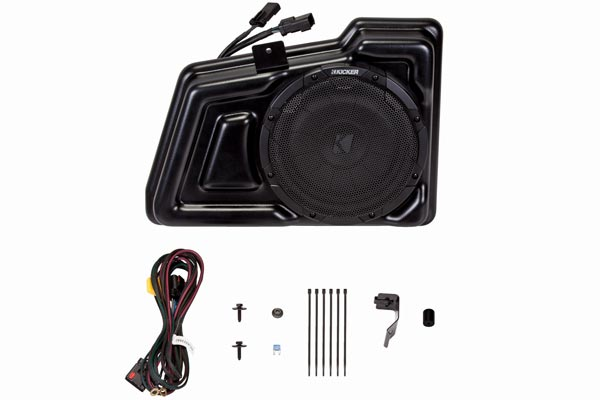 kicker vss powerstage subwoofer upgrade system sub