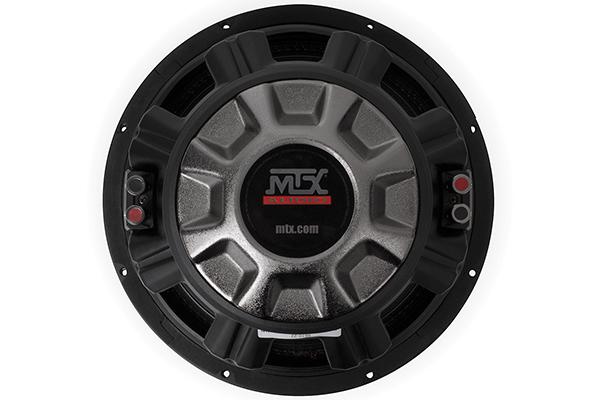 mtx 55 series subwoofer back