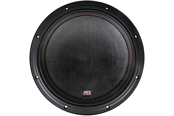 mtx 75 series subwoofer front