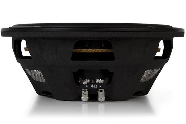 mtx flat piston shallow mount subwoofer side