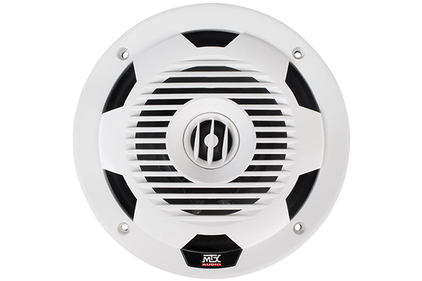 mtx marine speakers front
