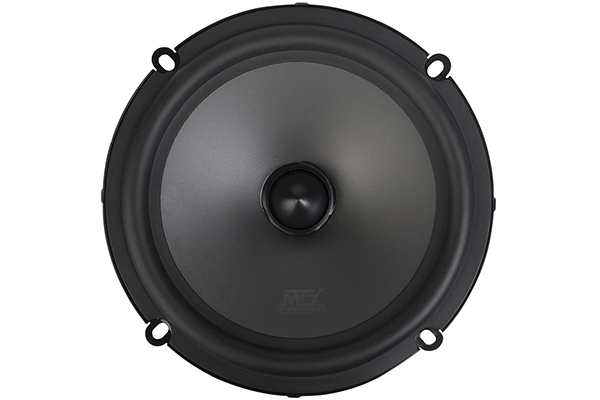 mtx thunder component speaker systems front