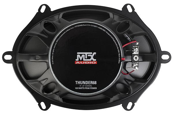 mtx thunder speakers back