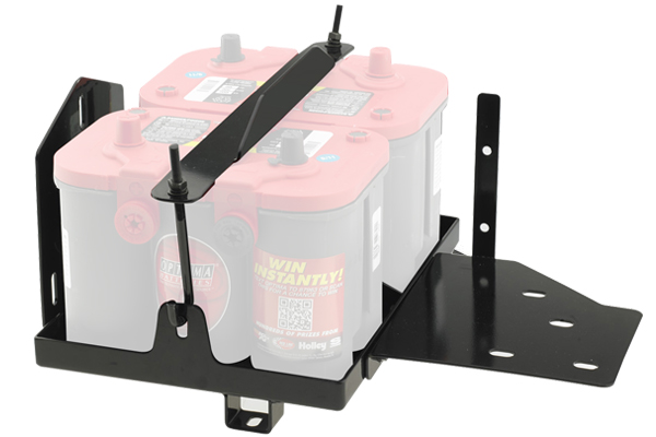 smittybilt dual battery tray loaded related