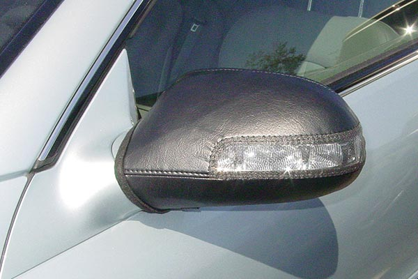 colgan mirror bra turn signals