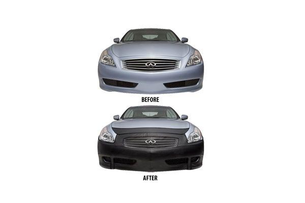 colgan original car bra before after