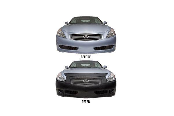 colgan original car bra before after