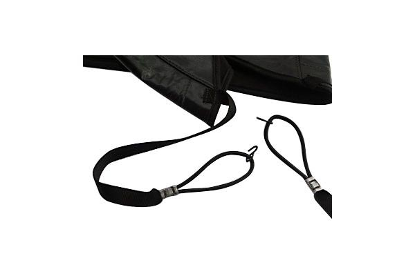 colgan original car bra black straps