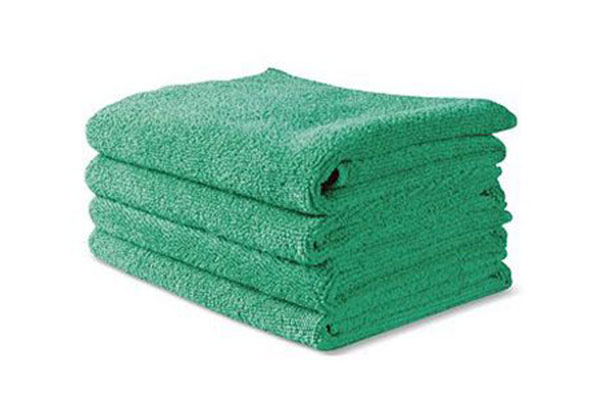 Microfiber Interior Cloths (4 Pack)