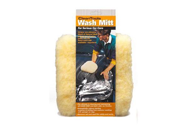 clean tools wash mitt