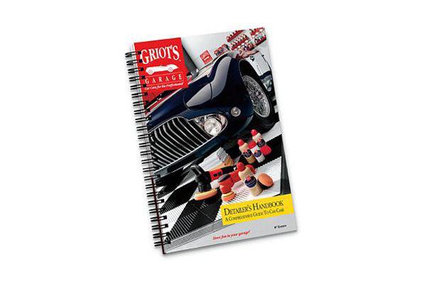 griots garage detailers handbook 6555