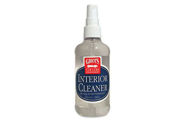 griots garage interior cleaner 8oz 6555