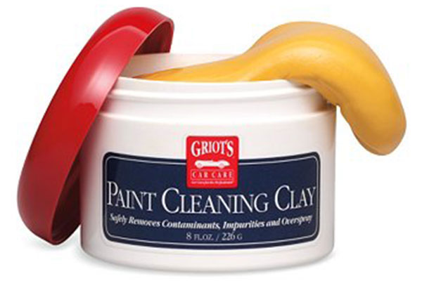griots garage paint cleaning clay 4698