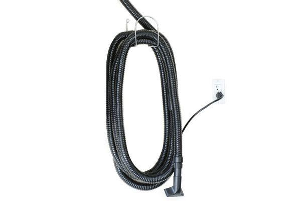 metro jumbo vac hose hanger