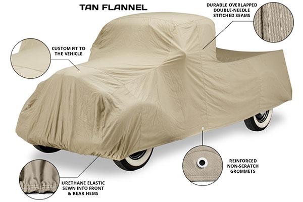 1011 covercraft tan flannel callouts
