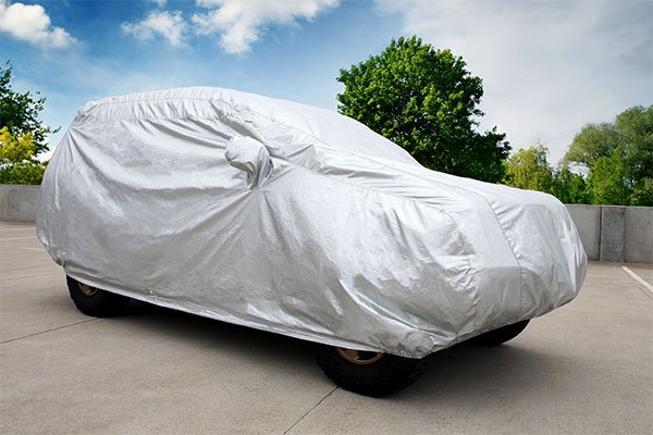 2014 TOYOTA Prius-V Breathable Car Cover w// Mirror Pocket