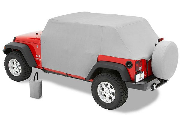 bestop all weather trail covers storage bag