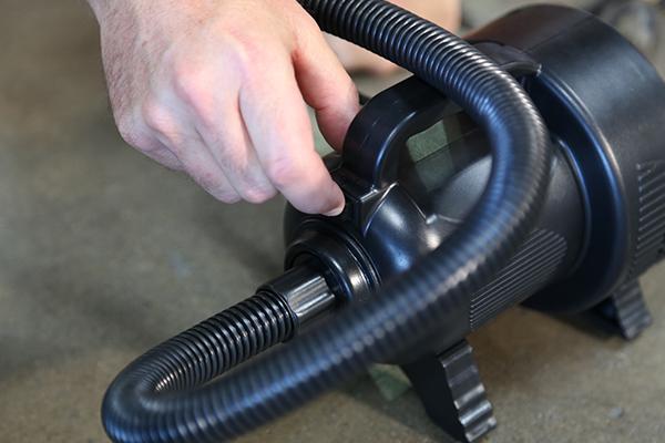 carcapsule showcase indoor vehicle storage system pump