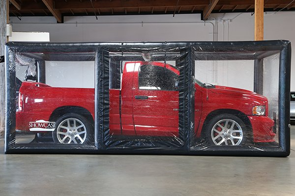 Indoor Vehicle Storage >> Carcapsule Showcase Indoor Vehicle Storage System