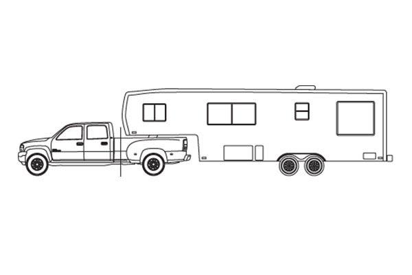 1960 car hauler