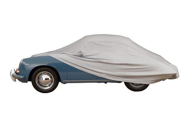 cover craft fleeced car cover prosche profile pulled