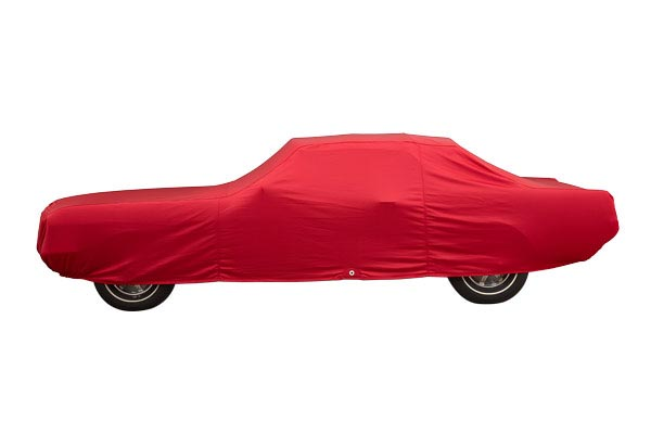 covercraft fleeced car cover mustang profile covered