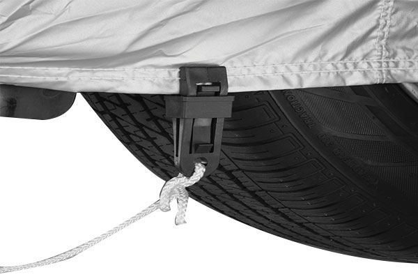 covercraft reflectect car cover gust guard