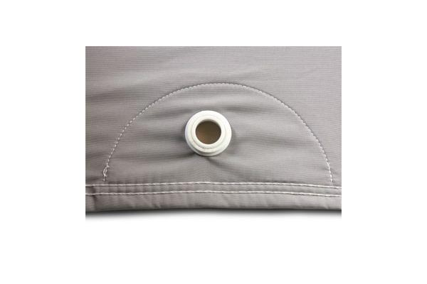 covercraft weathershield hp car cover weather grommet front