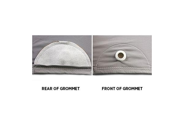 covercraft weathershield weather grommet front b.