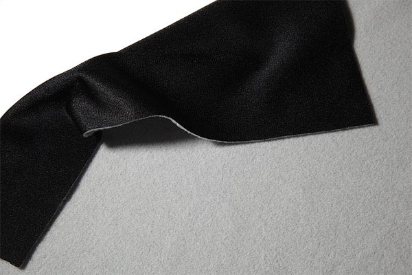 covercraftfleeced car cover fleeced satin fabric
