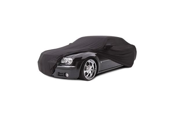 coverking satin stretch car cover sedan black