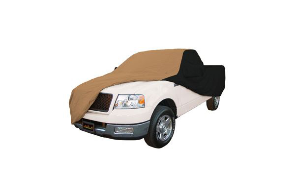 coverking stormproof carcover truck black tan