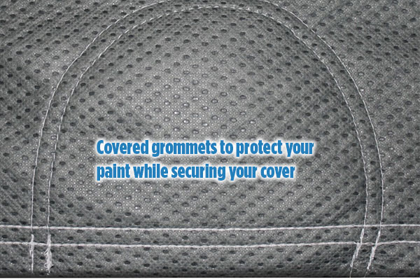 coverking tri guard grommet