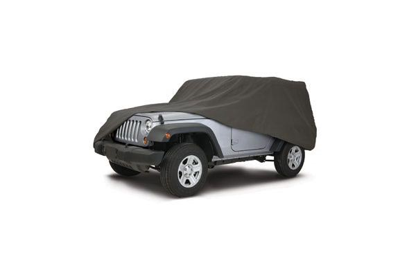 overdrive polypro III car cover Jeep
