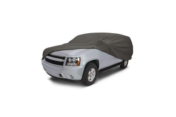 overdrive polypro III car cover SUV