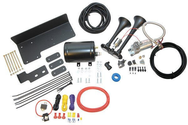 kleinn bolt on air horn kits jeep kit
