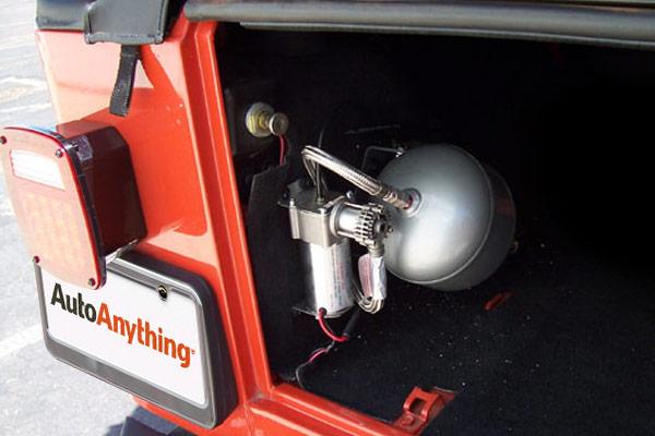 kleinn pro blaster compact air horn kits jeep wrangler