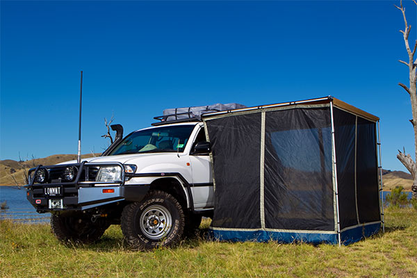 arb awning mosquito net one