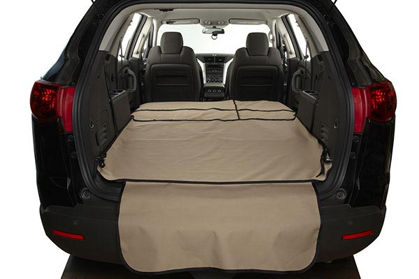 covercraft cargo area liner extended flap
