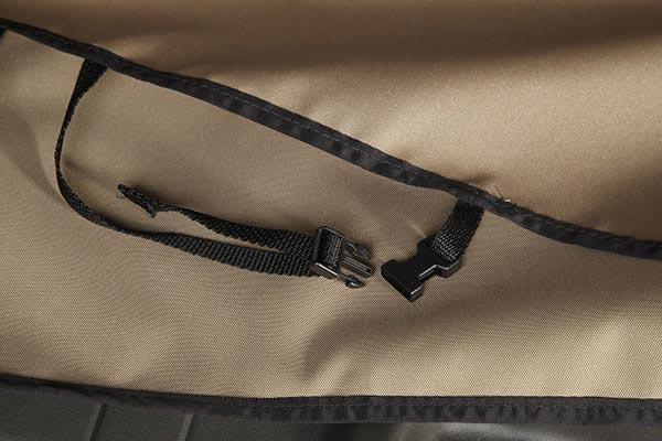 covercraft cargo area liner headrest clip