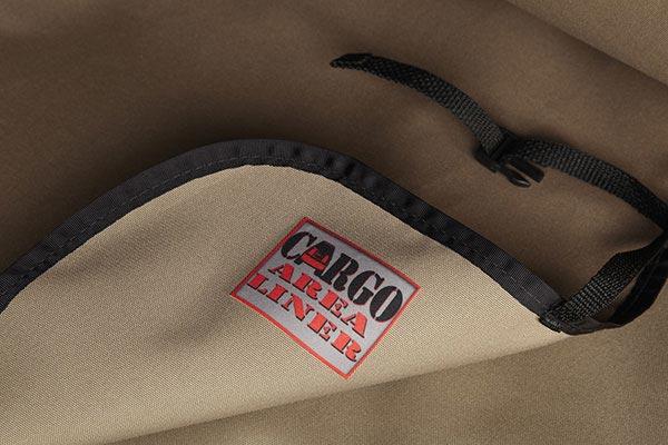 covercraft cargo area liner logo