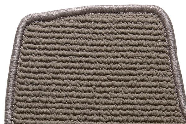 designer mats berber cargo mat detail