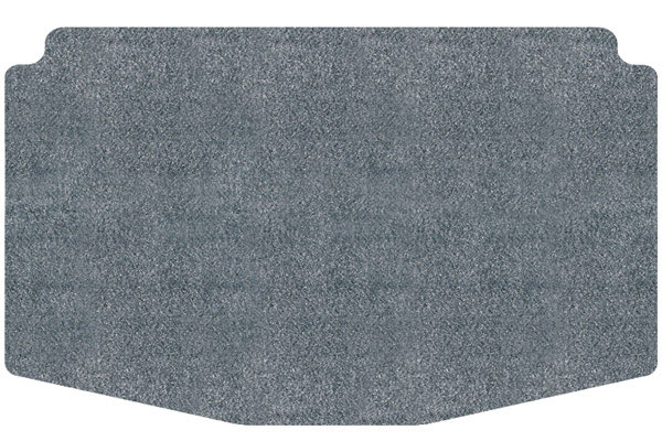 designer mats designer cargo mat steel grey