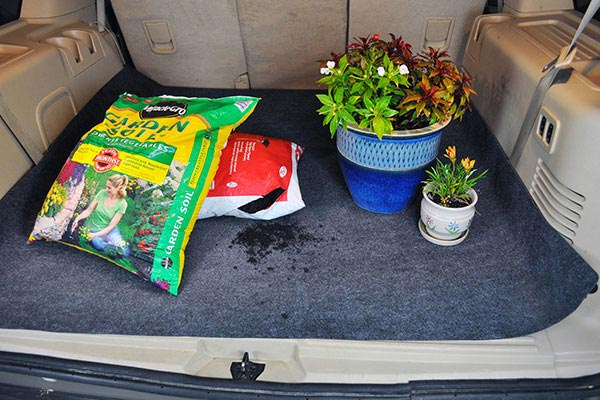 drymate armor all cargo liners gardening