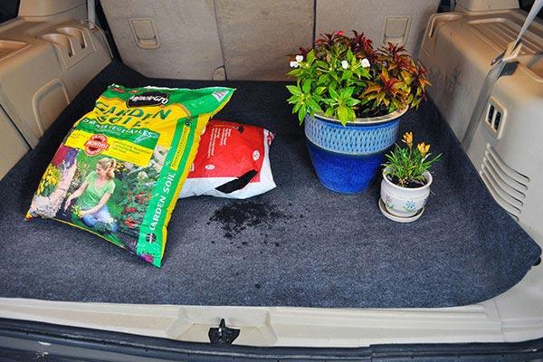 drymate armor all cargo liners gardening